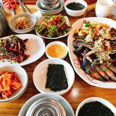 봉순게장 사진 - 경기도 부천시 작동 204-2 Restaurant, Ethnic Recipes, Food, Diner Restaurant, Essen, Meals, Restaurants, Yemek, Eten
