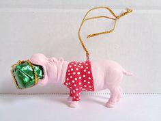 Set of 2 Felted Llama Christmas Ornaments | dream board ...
