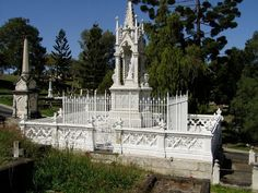 The Ghost of Brisbane's Toowong Cemetery