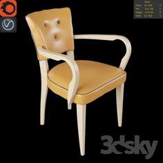 Premium Leather Promena Dining Armchair