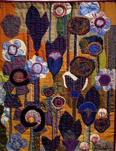 artssake:    Martha Mood - modern quilt