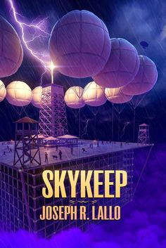 Skykeep (Free-Wrench Book 2) 1, Joseph Lallo - Amazon.com