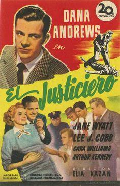 "El justiciero (1947) ""Boomerang!"" de Elia Kazan - tt0039208"