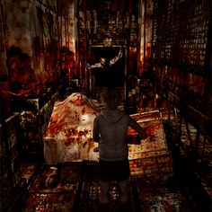 Valtiel - Silent Hill Wiki - Your special place about everyone's favorite resort town.