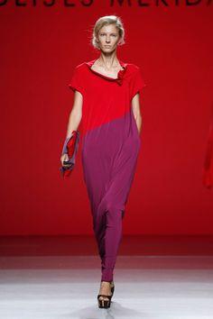 Ulises Merida : Ready-to-wear : Spring Summer 2015 Madrid Fashion Week- Spanish designer