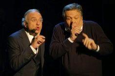"""TG Musical e Teatro in Italia: Ritorna la coppia Cochi e Renato in """"Cinecabaret"""" ..."""
