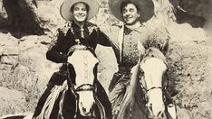 The Cisco Kid rode a horse named Diablo, and Pancho rode Loco.