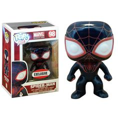 Funko Pop Marvel Spider-Man (Miles Morales)