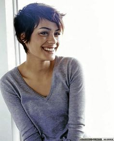 35 Messy Short Pixie Cuts – Short Pixie Cuts 35 Messy Short Pixie Cuts, Short pixie hair styling can be regarded as a distinctive talent. Especially, when it comes to short messy pixie haircuts, it appears awesome whenever…, Pixie Cuts Messy Pixie Haircut, Short Pixie Haircuts, Pixie Hairstyles, Cool Hairstyles, Messy Short Hairstyles, Haircut Bob, Undercut Pixie, Daily Hairstyles, Haircut Styles