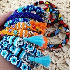 🅗🅐🅝🅓🅜🅐🅓🅔 🅑🅔🅐🅓🅢 (@suslu_boncuklar) • Instagram fotoğrafları ve videoları Friendship Bracelets, Jewelry, Instagram, Fashion, Moda, Jewlery, Jewerly, Fashion Styles, Schmuck