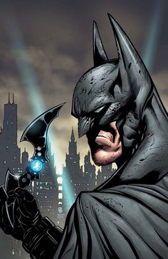 Patrick Gleason - Batman