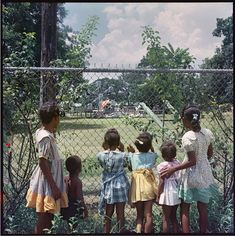 Outside Looking In | by Gordon Parks, Alabama, c.1956