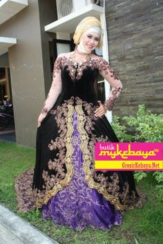 Model Kebaya Pengantin, Kebaya Pengantin Terbaru, Kebaya Indonesia, Kebaya Gaun, Kebaya Dress, Wedding Dress