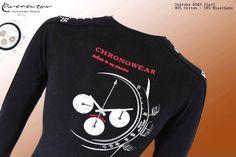 POLO CHRONOWEAR ROLEX DAYTONA 6263 Black  - infos: info@chronowear.it