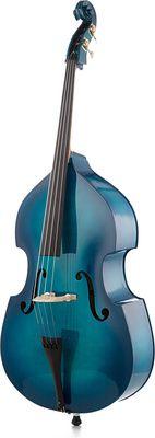 Thomann 1BB 3/4 Europe Double Bass, color: blueburst #thomann #strings #bass #doublebass #music