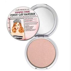 Latest Obsession:  The Balm Cindy Lou Bronzer Shop Now! #fashion #style #cute