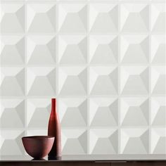 Ramps 3D Wall Panels, 2.1m² for £59. By 3DWalldecor. Paintable.