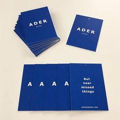 A card #ader#adererror#tag#blue