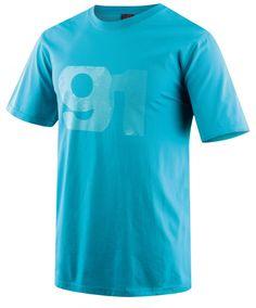 Pánské bavlněné tričko s krátkýcm rukávem  je velice příjemné na nošení.