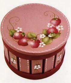 Strawberry Basket Packet by Marlene Kreutz CDA