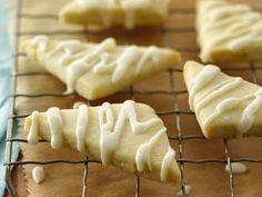 Double Citrus Shortbread Cookies