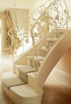 love the balustrade
