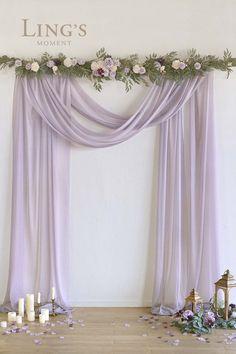 Magical Wedding, Diy Wedding, Wedding Ceremony, Engagement Decorations, Wedding Decorations, Diy Art, Construction Paper Flowers, Wedding Dress Sleeves, Wedding Dresses