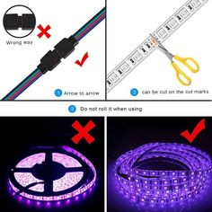LED Light Strip Kit RGB 600 LEDs Waterproof App Strip Lights with Power Supply Bluetooth Controller and Rope Light Fixing Clips Supply for Indoor iOS and Android *** See this terrific product. (This is an affiliate link ). Led Room Lighting, Room Lights, Strip Lighting, Bedroom Decor Lights, Led Rope Lights, Rgb Led Strip Lights, Led Light Strips, Cute Room Decor, Teen Room Decor
