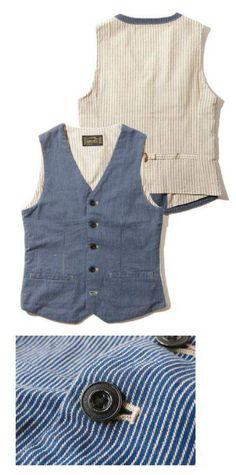 Orgueil Summer Vest