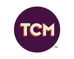 New Logo and On-air Packaging for TCM Latin America by Injaus Design Branding, Brand Identity, Turner Classic Movies, Visual Communication, Latin America, Logo Inspiration, Coaching, Nostalgia, Logo Design