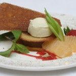 Un ventre bien plein est un ventre content. De belles recettes familiales vous attendent au Restaurant Les Filles du Roy.