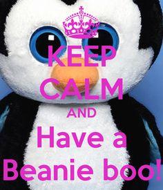 Love beanie boos