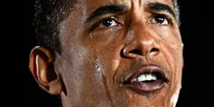 President Obama Cried