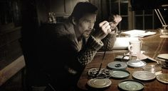 Sinister: A Creepy Atmospheric Supernatural Thriller Just In Time For Halloween - Looking for a second shot at greatness, true crime writer, Ellison Oswalt, moves him and his family into a house where brutal murders took place, to write his next book. When he finds a collection of super 8 home movies, he discovers the murders of the previous family, as well as murders dating back some forty years, may be connected in ways he couldn't imagine. (Click the image to read more...)