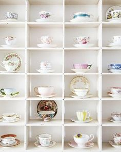 1000 Images About Tea Cup Display On Pinterest Tea Cups