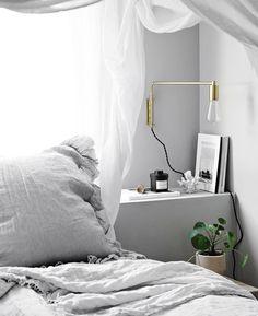 Bedroom inspo...via @ilkahome #stylist #interiordesign #interiorinspo #danishdesign #bedroomdesign #urbancouturedesigns