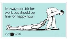 Happy hour yoga