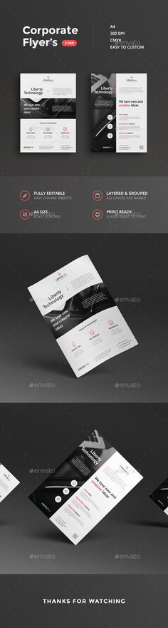 Corporate Flyers - Corporate Flyers