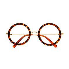 36412f8164 Retro Clear Lens Round Eyeglasses Frames Tortoise R483 Trending Sunglasses