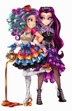 ever after high fan art - Pesquisa Google