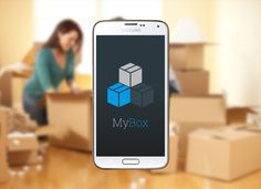 My Box App - Reducing pain points in the customer journey