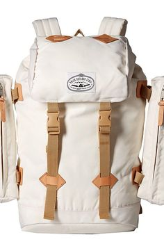 Poler Classic Rucksack (Off-White) Backpack Bags - Poler, Classic Rucksack, 532020, Bags and Luggage Backpack, Backpack, Bag, Bags and Luggage, Gift - Outfit Ideas And Street Style 2017
