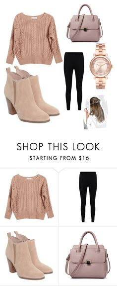 """""""Untitled #2"""" by fashionqueen9999 ❤ liked on Polyvore featuring Ryan Roche, Boohoo and Michael Kors"""