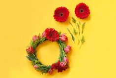 Will definitely be DIY'ing a flower crown for Squamish Fest | via Refinery29