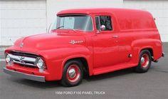 1956 Ford F100 Truck
