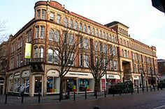 Image: 'The Miller Arcade building(Victorian) on Fishergate, Preston.', found on flickrcc.net
