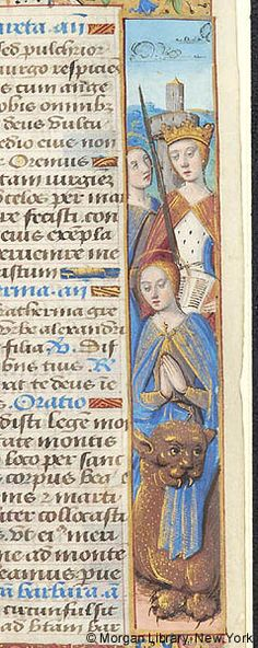 Book of Hours, MS M.7 fol. 86r - Images from Medieval and Renaissance Manuscripts - The Morgan Library & Museum