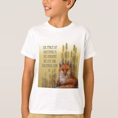 #The Price Of Anything Is The Amount Of Life Yoy Ex T-Shirt - #cool #kids #shirts #child #children #toddler #toddlers #kidsfashion