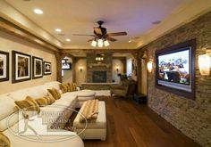 Great design! #basements  #basementdesigns homechanneltv.com