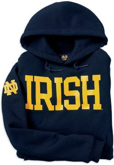 "NO. You can't have a French name, pronounce it THE WRONG WAY, and then call yourselves the ""fighting Irish."" I REFUSE TO ACCEPT THAT."
